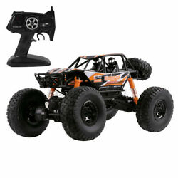 1:10 Electric RC Cars 4WD Monster Truck Off Road Vehicle Remote Control Crawler $62.37