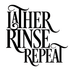 Lather Rinse Repeat Vinyl Decal Sticker For Home Wall Bathroom Decor Choice $7.99