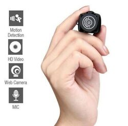 Hot small Camera Mini HD cat collar Micro DVR Camcorder Portable Webcam Recorder $7.90