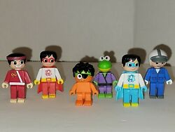 RYAN#x27;S WORLD TOYS Mixed Lot of Figures 6 $12.99