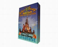 Walt Disney 24 Classics Movie Collection Lot DVD 12 Disc New Free Shipping $21.98