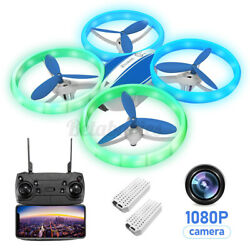 1080P Drones with Camera WiFi FPV Quadcopter with Camera Live Video Kids Adult $54.78