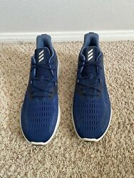 Adidas Bounce Blue Size 17 Sports Athletics Brand New Never Used $100.00