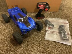 Redcat Racing Piranha TR10 1 10 Scale RTR Brushed Electric RC Truggy Blue $99.99
