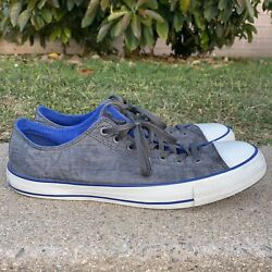 Converse Chuck Taylor All Star Men's Sneakers Gray 130180F Lace Up Size 13 $32.00
