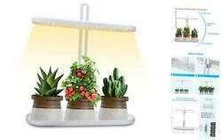Grow Light LED Grow Lights for Indoor Plants New Generation Desk Grow Silver $40.74