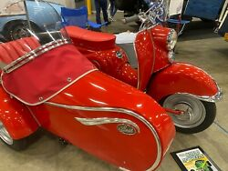 1957 Other Makes BELLA R203 WITH STEIB SIDECAR $19999.00