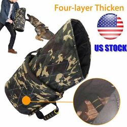 Pet Large Young Dog Training Bite Sleeve Thickened Arm Protection Intermediate $50.99