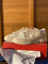 Size 6.5 Nike Orange Pearl Dunk W