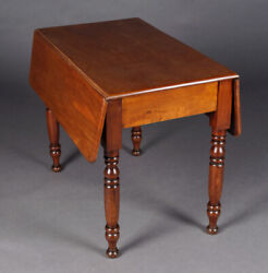 19.Jahrhundert Victorian Table Solid Mahogany Pages Foldable $1784.88