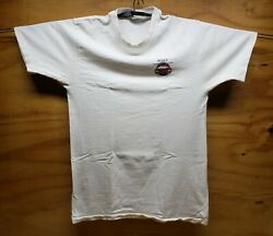 Vintage 80's 90#x27;s Sony Autosound T Shirt Size Large Used Condition Stained $12.00