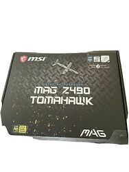 MSI motherboard BOX ONLY WITH PACKING $10.50
