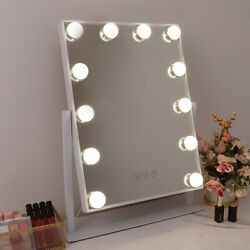 Hollywood Vanity Makeup Mirror Small with Lights Rotatable LED Lighted $28.00