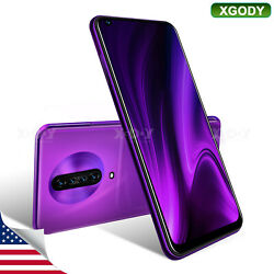 New 2021 Android Cheap Cell Phone Factory Unlocked Smartphone Dual SIM Quad Core $61.79
