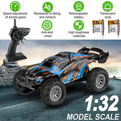 1:32 RC Mini Car Control Racing Car Off Road Buggy 2.4G 2WD High Speed for Kids $23.91