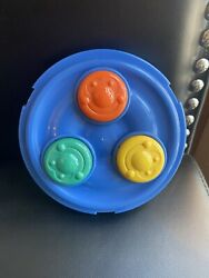 Evenflo Baby MegaSaucer Activity Exersaucer Squeak Buttons Toy Replacement Part $7.95