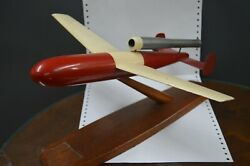 1950#x27;s Early Military Drone Model $450.00