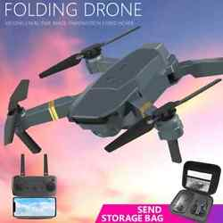 Foldable RC Drone Quadcopter Drone HD Aerial Photography Multiple Functions 4k $59.99