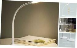 Cordless Lamp LED Desk Lamp Battery Operated Table Lamps Rechargeable White $40.61