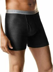 Hanes mens Pack boxer briefs Assorted Small US $51.69