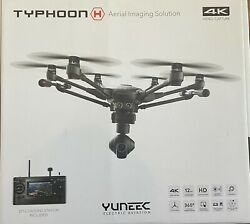 EUC Typhoon H 4k Drone With Skyview Goggles $625.00