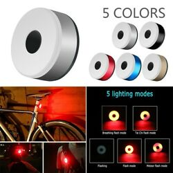 Universal Bicycle Taillight Mountain bike Rechargeable LED COB Accessory $14.54