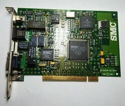 SMC 9332DST EtherPower PCI Network Interface Card 10 100Mbps RJ45 DB9 Used $29.99