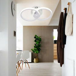 Dimmable LED Ceiling Light Modern Chandelier Pendant Dining Room Ceiling Fixture