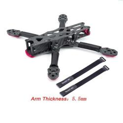 Quadcopter Frame Carbon Fiber FPV Freestyle RC Racing Drone 225mm 260mm 295mm $89.98