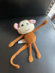 Evenflo ExerSaucer Jump amp; Learn Jungle Quest Plush Monkey Replacement Part $11.95