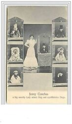 Jenny Conchas A big novelty Lady mimic Dog and equilibristes Dogs Ch 4239 EUR 20.00