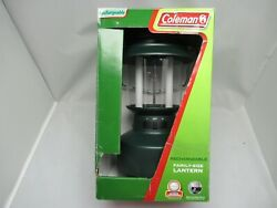 NEW COLEMAN Rechargeable Electric Twin Tube Fluorescent Lantern Lamp 5348K700 $65.00