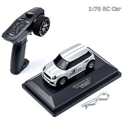 Mini Full Proportional Electric Racing RTR Car RC Kit Kids Toys 3CH 1:76 2.4GHZ $110.99