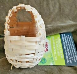 SMALL OUTDOOR BIRD NEST FOR RESTING AND BREEDING $5.99
