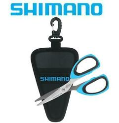 Shimano Power Pro Scissors 5quot; Stainless Steel SSS05N $19.99