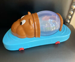 Evenflo ExerSaucer Jump amp; Learn Jungle Quest Hippo Rattle Toy Replacement Part $8.95