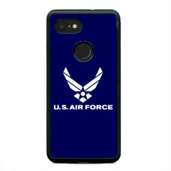 US Air Force Military Jet Fighter Drone Plane Cover For Google Pixel 3 3XL 2XL $18.98