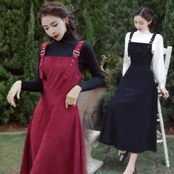 Women French Style Dress Slim Long Sleeve Sweater Top Jumpsuit Two Piece Set $26.99
