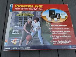 Protector Plus Home amp; Family Security System Model DS7000 X10 $28.70