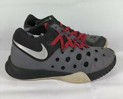 Nike Zoom Shoes 749882 002 gray preonwed Size Mens 13 $15.00