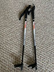 """Whitewoods Youth Cross Trails Cross Country Ski Poles 24"""" 60cm Toddler $9.00"""