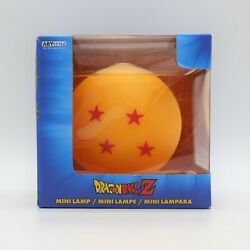 Dragon Ball Z Mini Lamp Tap On Off Cordless Wireless Battery Operated $24.98