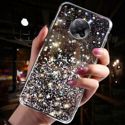 For Xiaomi Poco F2 Pro F3 M3 X3 Shockproof Glitter Soft Silicone Crystal Cover $5.42