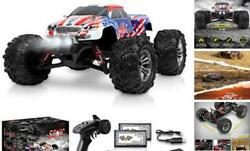 1:16 Scale Large RC Cars 36 kmh Speed Boys Remote Control Car 4x4 Patriot $137.88