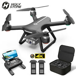Holy Stone NEW HS700E Drone with Wifi 4K EIS Camera GPS Quadcopter Brushless $659.98