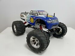 Kyosho MAD Force RC nitro Rare monster truck $360.00