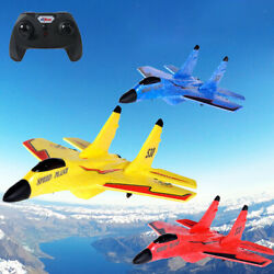 2.4G Mig 530 RC Plane RTF Cool Lights EPP Foam Toys Gifts for Kids Adults $39.75