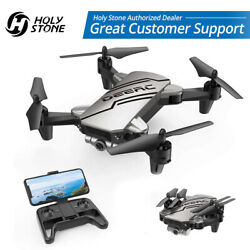DEERC D20 Mini RC Camera Drone With HD Camera WIFI FPV RC Foldable Quadcopter $65.49