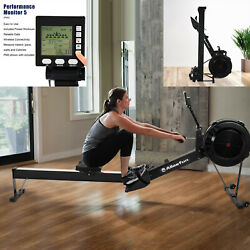 Model D Indoor Rowing Machine w PM5 Performance Monitor Black $575.99