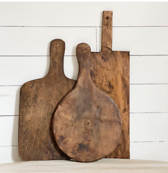 Decorative Bread Board Wood Cutting Board Wall Hanging Antique LOOKING $44.99